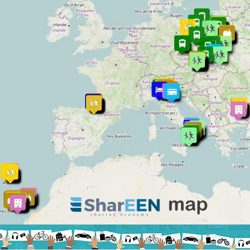 SharEEN map